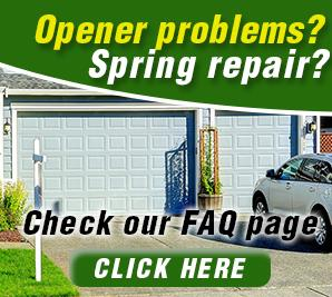 Our Coupons | Garage Door Repair Everett, WA